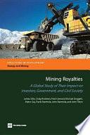 Mining Royalties