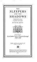 The Sleepers and the Shadows  From market town to chartered borough  1608 1888