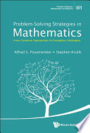 Problem Solving Strategies in Mathematics