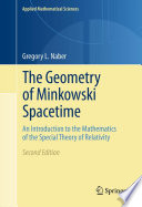 The Geometry of Minkowski Spacetime