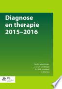 Diagnose en therapie 2015-2016