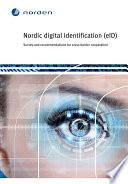 Nordic digital identification  eID