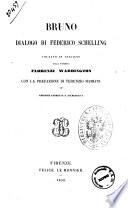 Bruno dialogo di Federico Schelling Pdf/ePub eBook