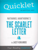 download ebook quicklet on nathaniel hawthorne's the scarlet letter pdf epub