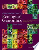 An Introduction To Ecological Genomics book