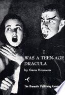 I Was A Teen Age Dracula