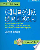 Clear Speech Student s Book with Audio CD
