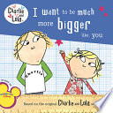 I Want to Be Much More Bigger Like You Book PDF