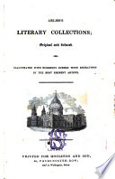 Arliss s literary collections  etc