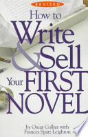How to Write & Sell Your First Novel
