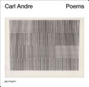 Carl Andre  Poems