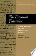 The Essential Federalist