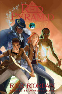 The, Book One: Red Pyramid: The Graphic Novel Book Cover