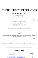 The House of the Four Winds Book PDF