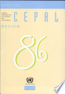 Cepal Review  August 2005