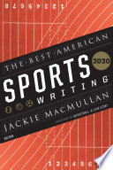 Book The Best American Sports Writing 2020