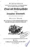Staat- und Kirchengeschichte des Herzogthum Steyermarks: Von der Regierung der Oesterreich-Babenbergischen bis auf die Oesterreich-Habspurgische Landesfürsten im Steyermark