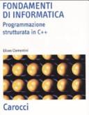 Fondamenti Di Informatica Programmazione Strutturata In C