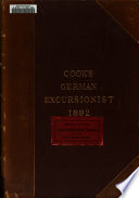 Cook's welt-reise-Zeitung