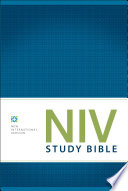 NIV Study Bible, eBook