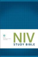 download ebook niv study bible, ebook, red letter edition pdf epub