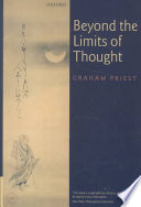 Beyond the Limits of Thought