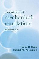 Essentials Of Mechanical Ventilation Second Edition