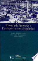 História de empresas e desenvolvimento econômico