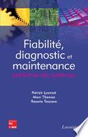 Fiabilit    diagnostic et maintenance des syst  mes