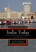 India Today: An Encyclopedia of Life in the Republic [2 volumes]