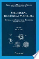 Structural Biological Materials book