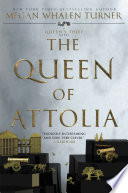 The Queen Of Attolia book
