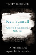 Ken Sumrall and Church Foundational Network Book
