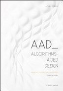 AAD Algorithms Aided Design  Parametric Strategies Using Grasshopper