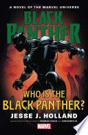 Black Panther book
