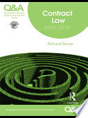 Q A Contract Law 2009 2010