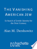 The Vanishing American Jew