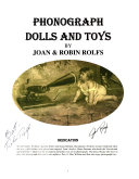 Phonograph Dolls and Toys Book PDF