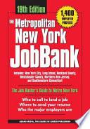 The Metropolitan New York Jobbank