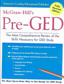 McGraw-Hill's Pre-GED