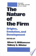 illustration The Nature of the Firm, Origins, Evolution, and Development