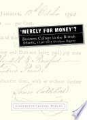Merely for Money