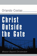 Christ Outside the Gate