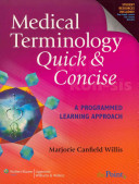 Medical Terminology Quick   Concise  Stedman s Medical Dictionary for the Health Professions and Nursing
