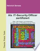 Als It Security Officer Zertifiziert
