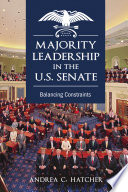 Majority Leadership in the U S  Senate