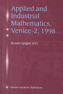 Applied and Industrial Mathematics, Venice—2, 1998
