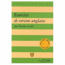 Exercices de version anglaise