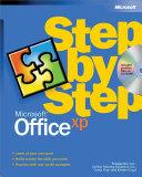 Microsoft® Office XP Step by Step