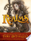 Realms  The Roleplaying Art of Tony DiTerlizzi